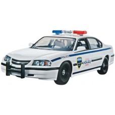 1:25 SnapTite 2005 Impala Police Car Model Kit
