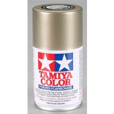 PS-52 Polycarbonate Spray Paint Champagne Gold Aluminum
