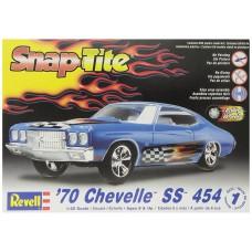 Revell 1/25 SnapTite 1970 Chevelle SS 454 Plastic Model Kit