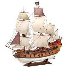 1:72 Pirate Ship Plastic Model Kit