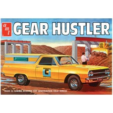 AMT 1/25 1965 chevy El Camino Gear Hustler Plastic Model Kit
