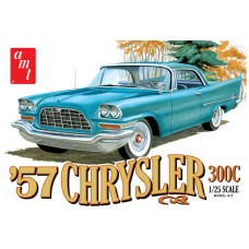 AMT 1/25 1957 Chrysler 300 Plastic Model Kit