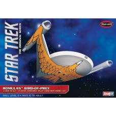 Polar Lights 1/1000 Star Trek Romulan Bird of Prey Model Kit