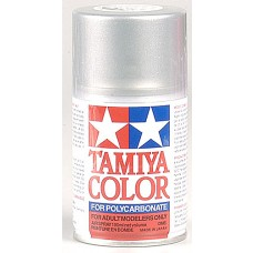 PS-36 Polycarbonate Spray Paint Translucent Silver
