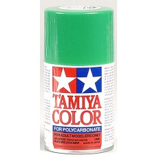 PS-25 Polycarbonate Spray Paint Bright Green