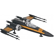 1/78 Star Wars Poe's Boosted X-Wing Plastic Model Kit