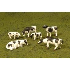 Cows Blk/Wht 6/ 33103
