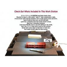 Bear Creek Foam Cradle Work Station