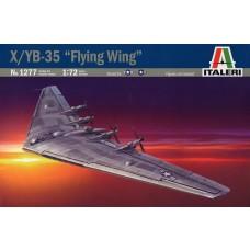 Italeri 1:72 X/YB-35 Flying Wing plastic Model Kit