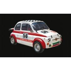 Italeri 1/12 Fiat Abarth 695 SS Assetto Corsa Plastic Model Kit