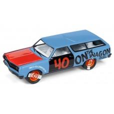 Johnny Lightning 1/64 1965 Chevelle Station Wagon Powder Blue JLSF009