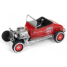 Johnny Lightning 1/64 Phillips 66 1927 Ford T-Roadster Die-Cast