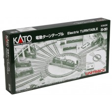Kato N Scale Unitrack Electric Turntable