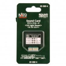 Kato US Light Steam Soundbox Sound Card