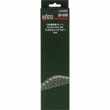 "Kato N Scale 15-50mm (1/12"" to 2"") Incline Pier Set"