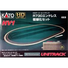 Kato HO Scale Unitrack HV1 Oval Set