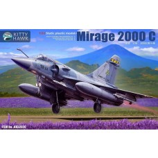 Kitty Hawk 1/32 Mirage 2000C Plastic Model Kit