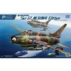 Kitty Hawk 1:48 Su17M3/M4 Fitter K Fighter Plastic Model Kit