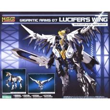 Kotobukiya Gigantic Arms Lucifer Wing Plastic Model Kit