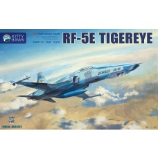 Kitty Hawk 1/32 RF-5E Tiger Eye Plastic Model Kit
