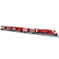 Lionel Budweiser Delivery Lionchief® ET44 Set