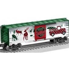 Lionel Christmas Boxcar 2020 O27