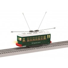 Lionel O-27 Toymaker Limited Trolley Set