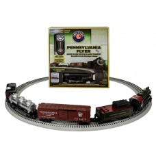Lionel O Gauge 0-8-0 Pennsylvania Flyer Freight Train Set