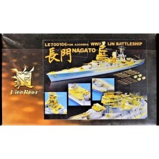 Lion Roar 1:700 WWII IJN Battleship Nagato Model Detail Set