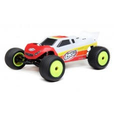 Losi Mini-T 2.0 Brushless 1/18 2wd Stadium Truck Red