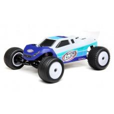 Losi Mini-T 2.0 Brushless 1/18 2wd Stadium Truck Blue