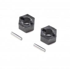 Losi Mini-T 2.0 Wheel Hex & Pins (2)