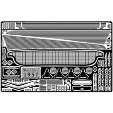 Model Car Garage 1957 Chevy Bel Air Metal Detail Set