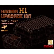 Meng 1:24 Hummer H1 Upgrade Kit Plastic Model Kit