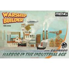 Meng Harbor in the Industrial Plastic Model Kit