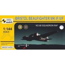 Mark I Models 1/144 Beaufighter Mk IF Plastic Model Kit