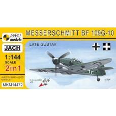 Mark I Models 1:144 Bf109G10 Late Plastic Model Kit
