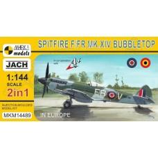 Mark I 1:144 Spitfire F/FR Mk XIV Plastic Model Kit