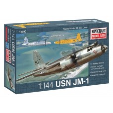 Minicraft 1:144 JM-1 USN Plastic Model Kit