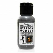 Mission Models Worn Black Tires Grey/Camo 1 oz Acrylic Paint