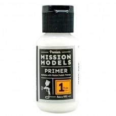 Mission Models Clear Primer 1 oz. Paint Bottle