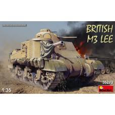 Miniart 1:35 British M3 Lee Plastic Model Kit