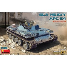 Miniart 1:35 SLA Heavy APC-54 Plastic Model Kit