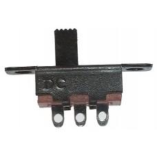 Sub Miniature Slide Switches SPDT