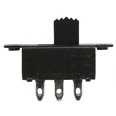 Sub Miniature Slide Switches DPDT