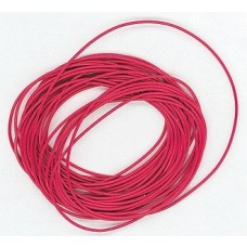 Red 30 Gauge Ultra Flexible Stranded Single Conductor Wire