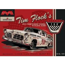 Moebius Models 1:25 Chrysler 300 Tim Flock Plastic Model Kit
