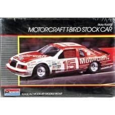 Monogram 1:24 #15 T-Bird Ricky Rudd Plastic Model Kit