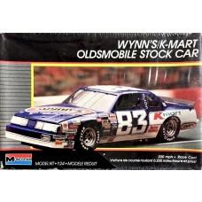 Monogram 1:24 #83 K-Mart Oldsmobile Plastic Model Kit