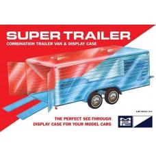 MPC 1/25 Super Display Case Trailer Model Kit